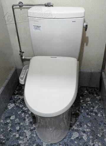 施工後 TOTO ピュアレストQR