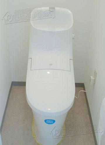 施工後 LIXIL(INAX) アメージュZA シャワートイレ
